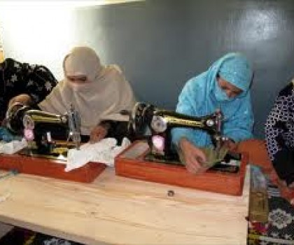 Vocational Training Program Waseela-e-Rozgar